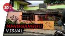 Jejak Vandalisme Sekelompok Remaja di Bandung