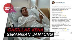 Kemenangan Barca dan Doa Messi untuk Iker Casillas