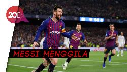 Messi Dua Gol, Liverpool Babak Belur Dihajar Barca