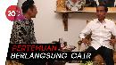 Salam Hormat SBY untuk Jokowi Lewat AHY