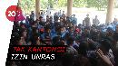 Demo Mahasiswa di Kantor DPRD Bangka Belitung Berujung Ricuh