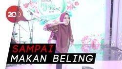 Aksi Debus Warnai Audisi Sunsilk Hijab Hunt 2019 Jakarta