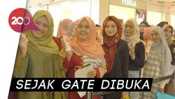 Antrean Mengular di Audisi Pertama Sunsilk Hijab Hunt 2019 Jakarta