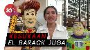 Bahagianya Jessica Iskandar Jadi yang Pertama Bisa Lihat Toy Story 4