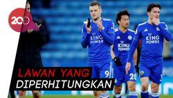 Guardiola Sanjung Leicester-nya Brendan Rogers