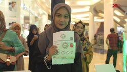 Baji, Audisi Hari Pertama Sunsilk Hijab Hunt 2019 Makassar!