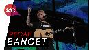 Ungkapan Puas Penonton Melihat Aksi Ed Sheeran di Konser Semalam