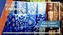 Kulit Jengkol, Bahan Pewarna Batik Cirebon