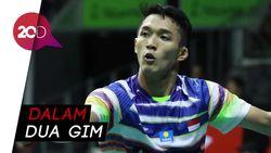 Tekuk Hong Kong, Jojo Juara New Zealand Open 2019