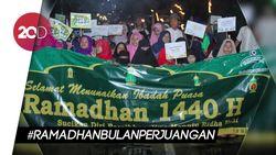 Antusias Netizen Sambut Ramadhan