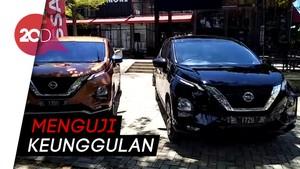 Menguji Nissan Livina Terbaru di Berbagai Kondisi Jalan  Banda Aceh