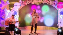 Nyanyian Nur Asri Bikin Galau - Sunsilk Hijab Hunt 2019 Makassar
