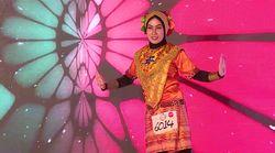 Tarian Panen dari Satriani - Sunsilk Hijab Hunt 2019 Makassar