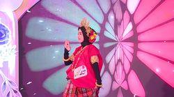 Anggun Banget! Ini Aksi Tarian Musdalifah - Sunsilk Hijab Hunt 2019 Makassar