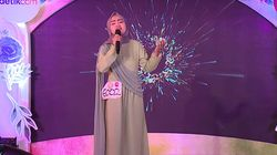 Citrawati Unjuk Suara Merdu - Sunsilk Hijab Hunt 2019 Makassar