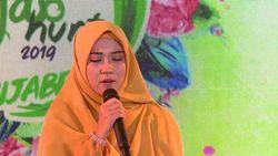 Andi Eka Lantunkan Ayat Suci - Sunsilk Hijab Hunt 2019 Makassar