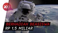 Uni Emirat Arab Cari Developer Game untuk Astronot