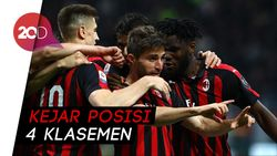 Milan akan Habis-habisan demi ke Liga Champions