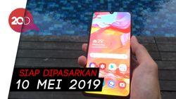 Samsung Galaxy A70 Resmi Hadir di Indonesia