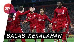 Bantai Barcelona 4-0, Liverpool Maju ke Final Liga Champions