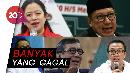 Nasib Para Menteri yang Nyaleg