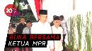 Jokowi-JK Hadiri Undangan Buka Puasa Bersama di Rumah Zulhas