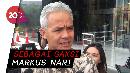 Penuhi Panggilan KPK, Ganjar Pranowo Jelaskan Anggaran e-KTP
