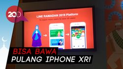 Fitur Spesial Ramadan, LINE Ajak Penggunanya Julit hingga Baper