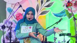 Putri Gabungkan Nyinden dan Tari - Sunsilk Hijab Hunt 2019 Jakarta