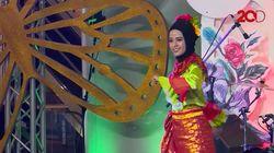 Maya Tarikan Zapin Melayu - Sunsilk Hijab Hunt 2019 Jakarta