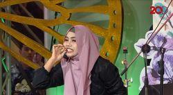 Aksi Cindy Makan Silet - Sunsilk Hijab Hunt 2019 Jakarta