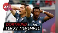 Bayern Terpeleset, Gelar Bundesliga Ditentukan di Pekan Terakhir