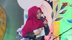 Tips Anti Lemah dan Sedih Annisa - Sunsilk Hijab Hunt 2019 Jakarta