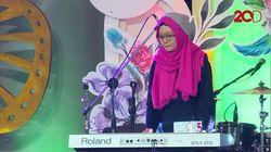 Permainan Merdu Kibor Gilang - Sunsilk Hijab Hunt 2019 Jakarta