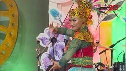 Tari Bajidor Kahot Agnes Liani - Sunsilk Hijab Hunt 2019 Jakarta