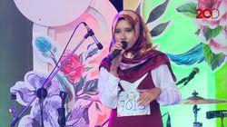 Aksi Beatbox Reni Ferbyanti - Sunsilk Hijab Hunt 2019 Jakarta
