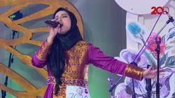 Suara Merdu Nan Bertenaga Almira - Sunsilk Hijab Hunt 2019 Jakarta