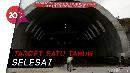Menteri BUMN Tinjau Terowongan Kereta Cepat di Walini