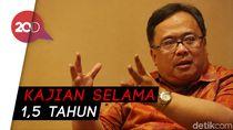 Cerita di Balik Keputusan Pindahkan Ibu Kota ke Luar Jawa