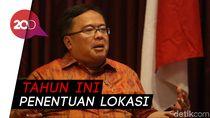 Dipastikan di Luar Jawa, Begini Tahap Pemindahan Ibu Kota