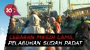 Takut Kehabisan Tiket, Warga Padati Pelabuhan Jangkar Situbondo