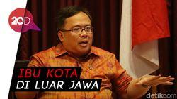 Wajah Indonesia Jika Ibu Kota dan Pusat Bisnis Terpisah