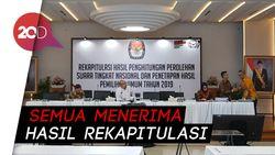 KPU: BPN Tak Pernah Adukan Kecurangan Saat Rekapitulasi Nasional