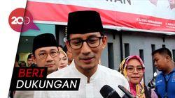 Menang di Makassar, Sandiaga Terima Kasih ke Warga