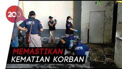 Polri Identifikasi Ceceran Darah Korban Mutilasi di Malang