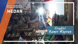 Tradisi Kamis Wagean, Medan