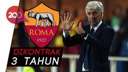 AS Roma Tunjuk Gasperini Jadi Pelatih