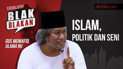 Blak-blakan Gus Muwafiq: Islam, Politik, dan Seni