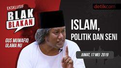 Tonton Blak-blakan Gus Muwafiq: Islam, Politik, dan Seni