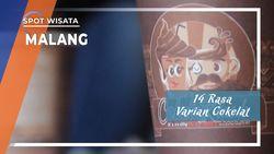 Rasa Varian Cokelat, Malang